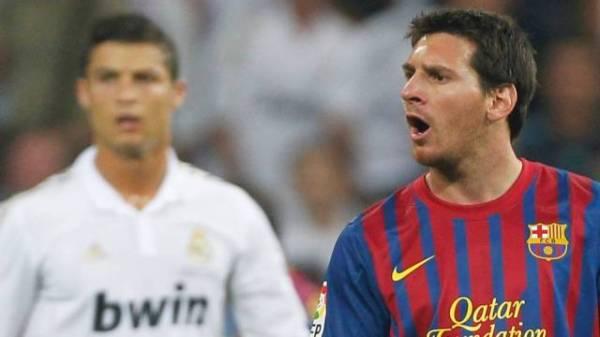 Messi bate o martelo: â??Cristiano Ronaldo é o melhor do mundoâ??