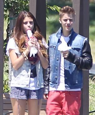 Justin Bieber e Selena Gomez não estão mais namorando, diz site