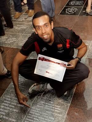 Processo de R49 tira campeões de 2011 da calçada da fama do Fla