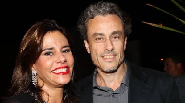 Famosos comemoram o aniversário de 40 anos de Gianecchini