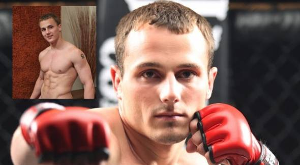 Ator de pornô gay entra para o reality show do UFC