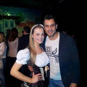 Chega ao fim o noivado do ex-BBB Eliéser com atriz: