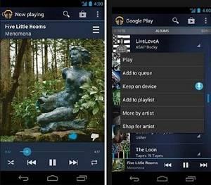 Google Play Music é liberado aos brasileiros, mas sem nuvem ou compras