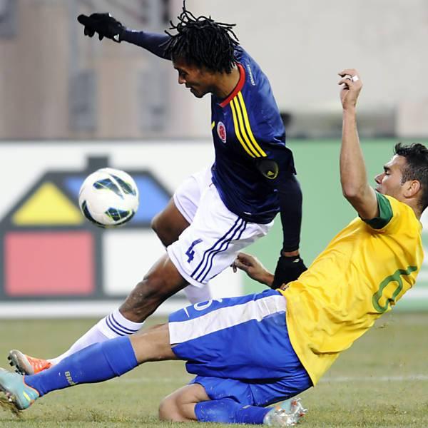 Erro de Neymar e rival forte faz Seleção apenas empatar com a Colômbia em 1 a 1