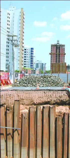 Galeria na zona Leste vai evitar enchentes; projeto deve levar dois anos