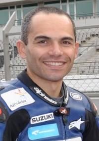 Português sofre acidente e morre durante treino de motovelocidade