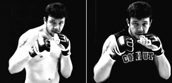 Bruno, do KLB, tira camisa e promete nocaute estreia no MMA