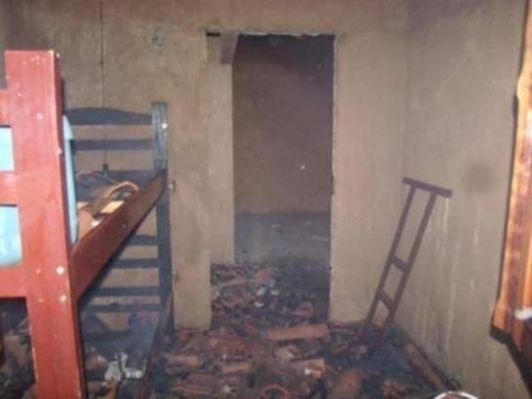 Casa de preso pela Operação Monte Parnaso é incendida no Piauí