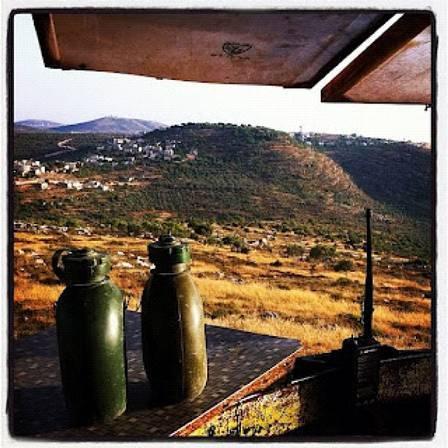 Força de Defesa Israelense divulga imagens dos soldados no Instagram