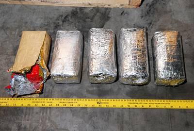 Iate com destino à Austrália encalha com US$ 120 milhões em cocaína