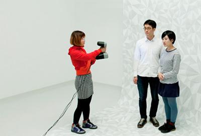 Impressora 3D permite criações de miniaturas idênticas ao usuário