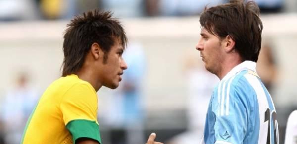 Messi bate Neymar e se torna o maior goleador em jogos pela seleção desde 1991