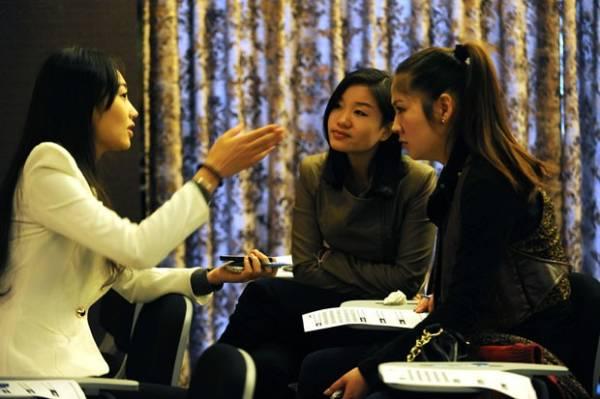 Clube de encontros busca mulheres para multimilionários chineses
