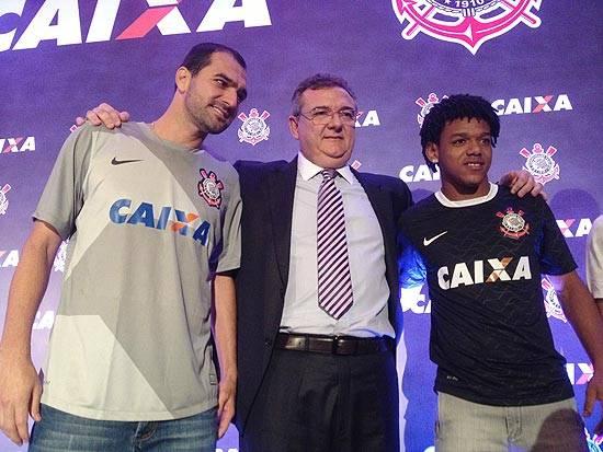 Corinthians é o único que muda a grade da Globo, diz presidente do time