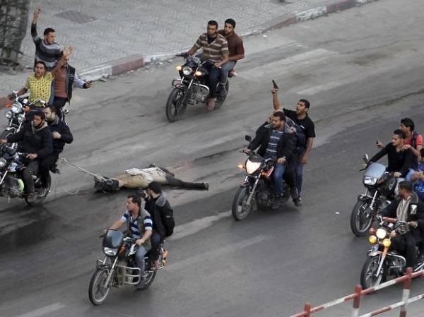 Hamas executa em público 6 acusados de colaborar com Israel