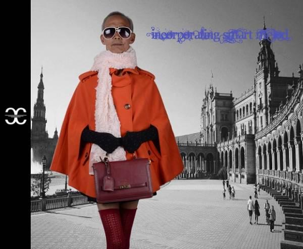 Idoso vira modelo de marca feminina e vira piada na web