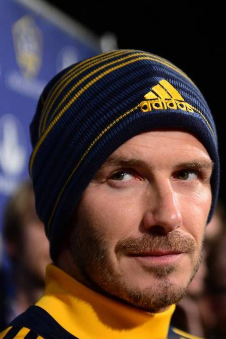 Beckham é alvo do Botafogo e receberia R$ 726 mil por semana, diz jornal inglês