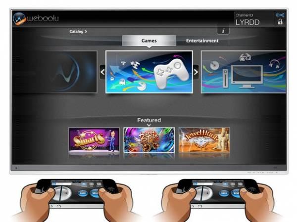 Sistema transforma celular em console de games no computador