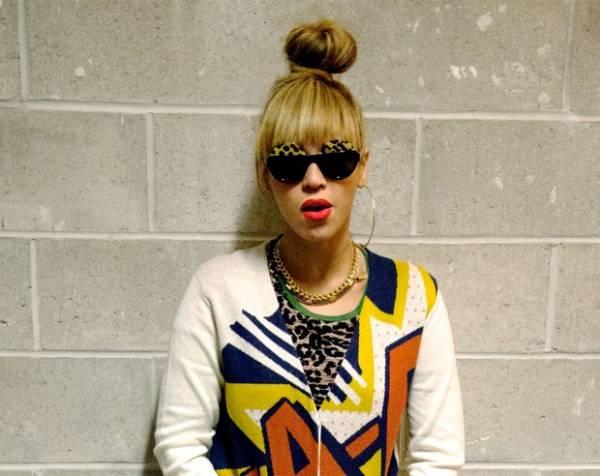 Beyoncé posta fotos de ensaio estiloso