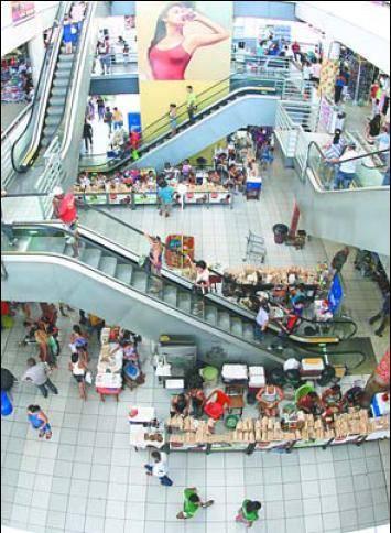 Natal deve aumentar as vendas em até 15% no Shopping da Cidade