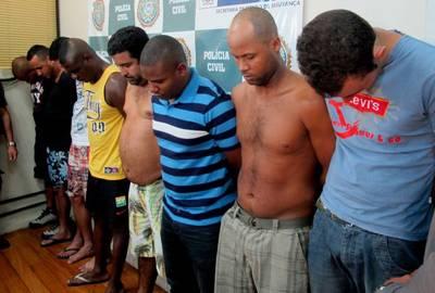 Polícia Civil prende membros de torcida organizada com armas