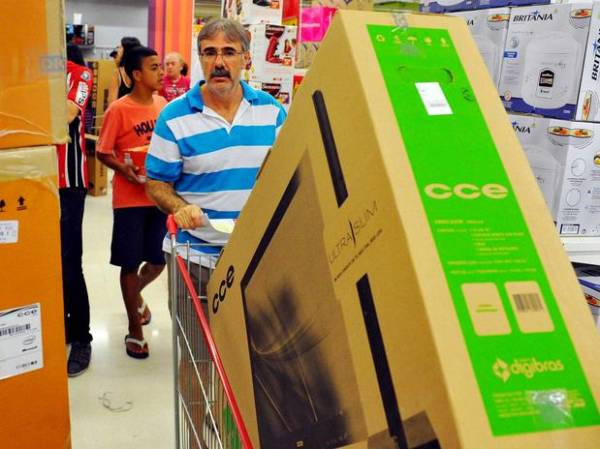 Consumidores têm problemas nas compras da Black Friday