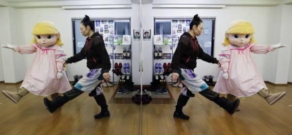 Escola de mascotes profissionais atrai alunos no Japão