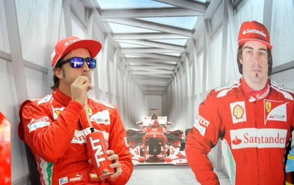 Chance de chuva anima Alonso:
