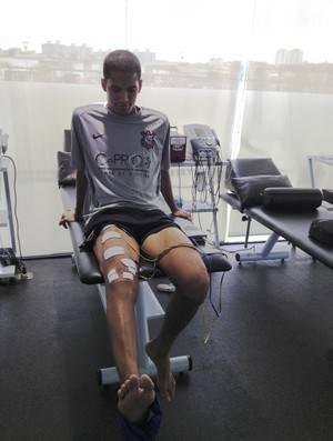 Exemplo de sucesso, Rômulo cobra investimentos para futebol piauiense