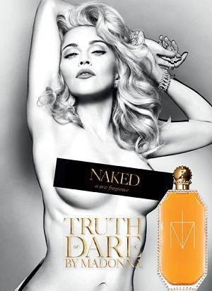 Madonna é acusada de receber ?banho de Photoshop? em anúncio de perfume