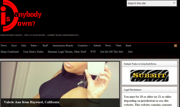 Site erótico pode ser processado por divulgar fotos sem autorização