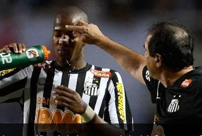 Irritado, Muricy Ramalho  chama atacante de