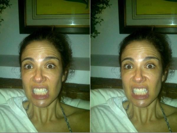 Luciana Gimenez posta foto sem maquiagem nas redes sociais