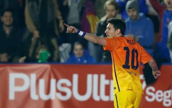 Messi chega a 301 gols pelo Barça