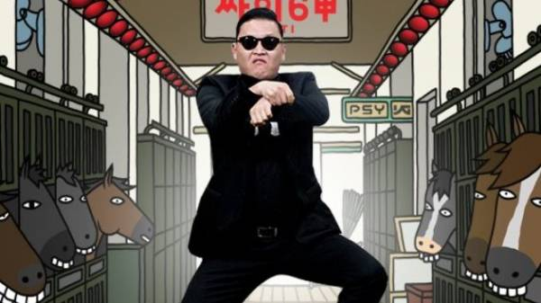 Viral ?Gangnam Style? é o vídeo mais visto no YouTube