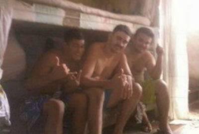 Suspeito de matar ex-namorada no Ceará posta fotos de dentro da cela