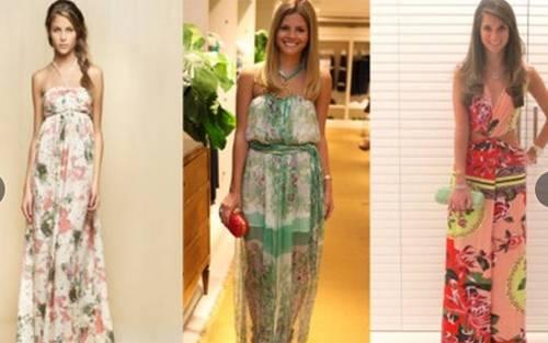 Confira modelos de vestidos coloridos para Réveillon 2013