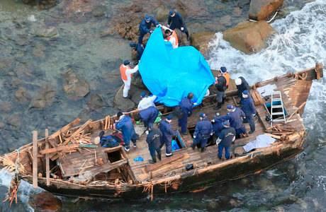 Polícia diz que mortos achados em