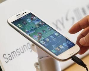 Samsung vende 30 milhões de seu smartphone Galaxy S III em 5 meses