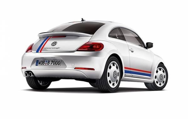 Volkswagen  lança versão renovada do Herbie