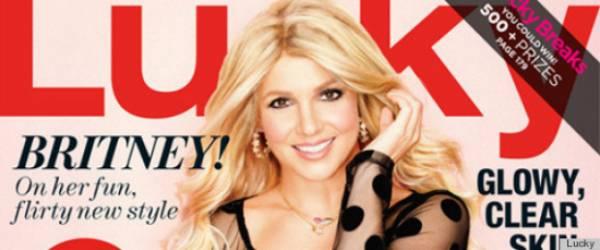 Photoshop em excesso em revista deixa Britney irreconhecível