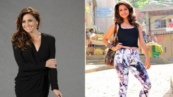 Giovanna Antonelli e Nanda Costa têm os looks mais pedidos da novela
