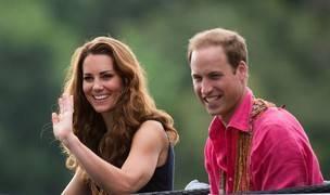 Kate Middleton e Princípe William parabenizam Obama, diz site
