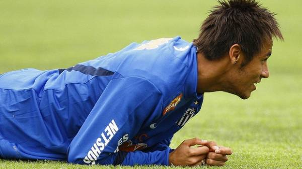 Neymar revela influência de Romário na escolha da camisa 11