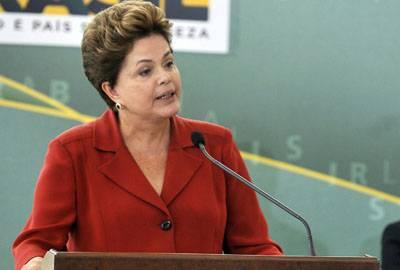 Presidenta lava às mãos e deixa decisão sobre royalties para STF