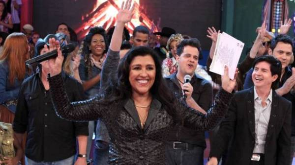Regina Casé entrevista a presidenta Dilma