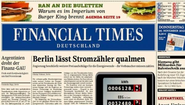 Crise atinge imprensa alemã e provoca fechamento de jornais