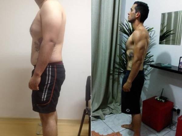 Empresário muda a dieta, abandona a cerveja e perde 35 kg