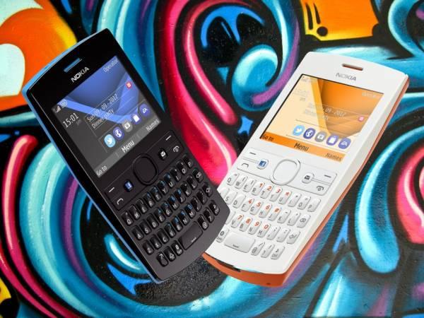 Nokia lança Asha 205; dual chip com botão de atalho para Facebook