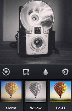 Instagram atualiza aplicativo e ganha novo filtro de imagem